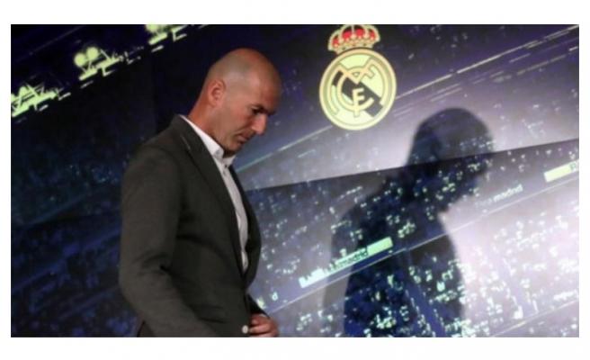 9 ay sonra yine Zidane!