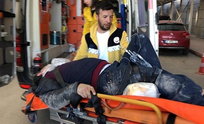 Bursa'da döner ustasına silahlı saldırı!