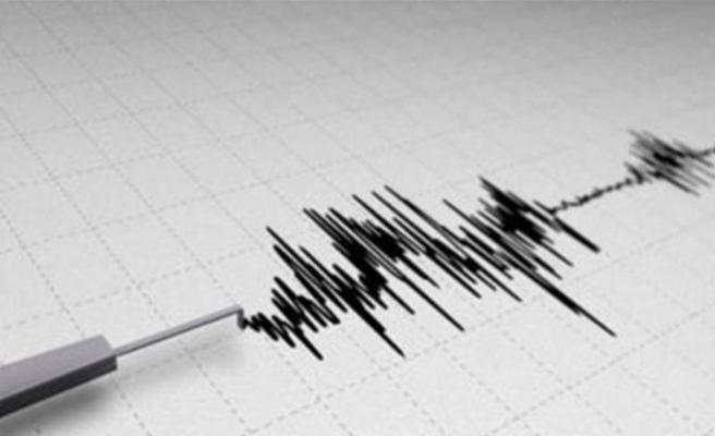 Çanakkale ve Elazığ'da deprem