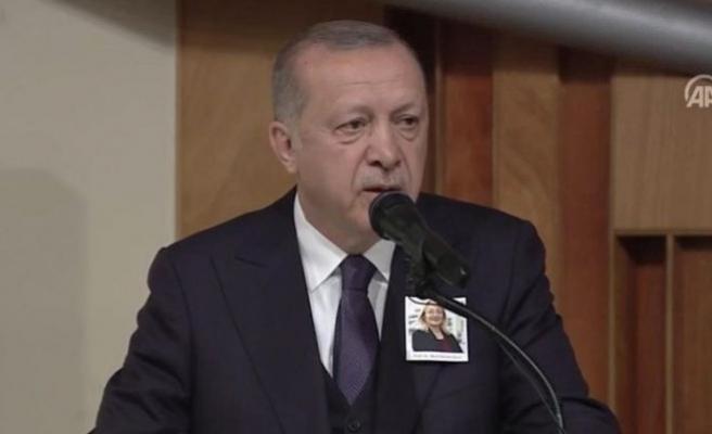"""Erdoğan, """"İslam düşmanlığı toplu katliam boyutuna ulaşmıştır"""""""