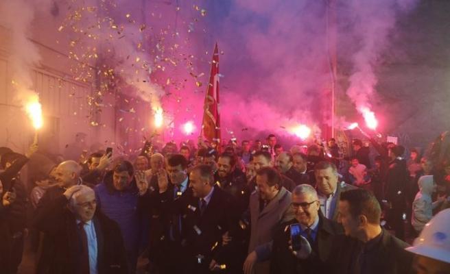 """Spora """"Büyükşehir"""" desteği"""