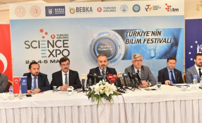 Başımıza buluş çıkaranların festivali Bursa'da başlıyor