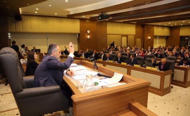 Bursa'da belediyelerde başkanların yardımcıları belli oldu