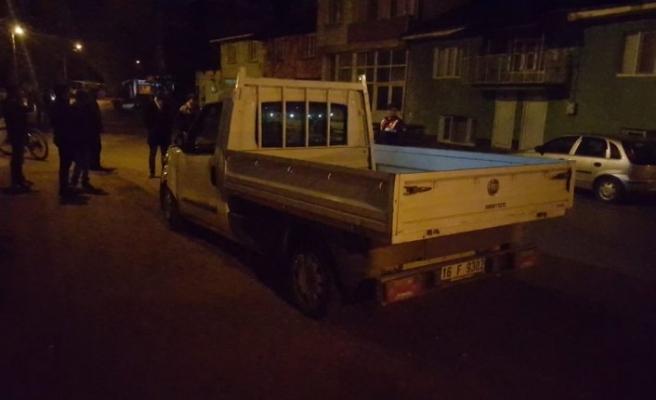 Bursa'da feci son! Kamyonetin çarptığı kadın hayatını kaybetti