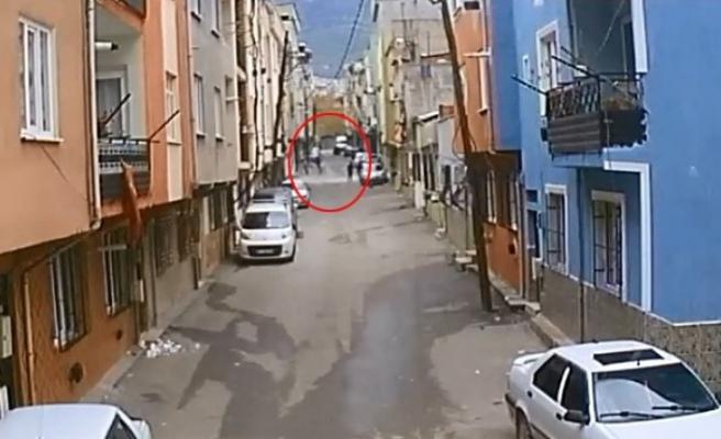 Bursa'da hırsızlık!  11 yaşındaki çocuğun...