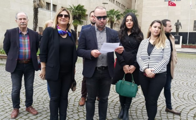 Bursa'dan Niran Ünsal'a suçlama