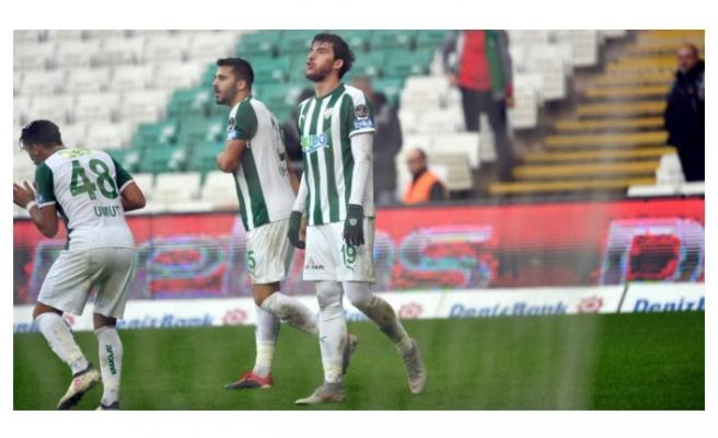 Bursaspor'da golcüler suskun!