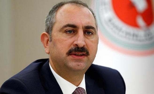 Adalet Bakanı duyurdu: 11 bin 78 personel istihdam edilecek...