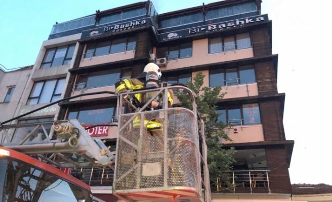 Bursa'nın merkezinde patlama!