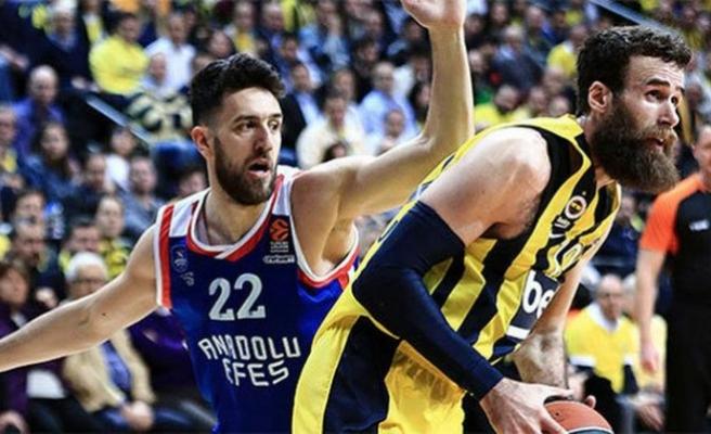 Fenerbahçe Beko'da Datome ve Lauvergne, Final-Four'da yok