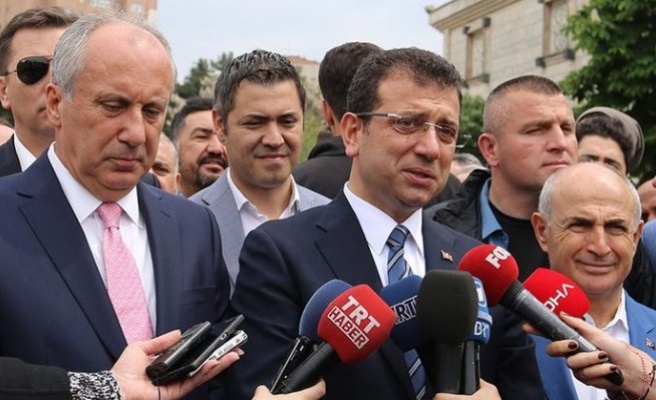 """İmamoğlu:  """"İstanbul'a nasıl bir yönetim istediğimizi anlatacağız"""""""