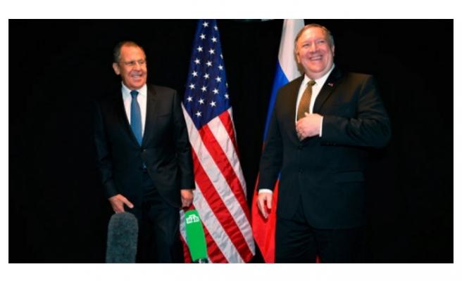 Pompeo Rusya'ya gidiyor! Putin'le görüşecek...