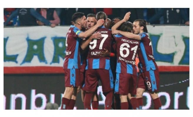 Trabzonspor'un Avrupa Ligi'ndeki muhtemel rakipleri belli oldu
