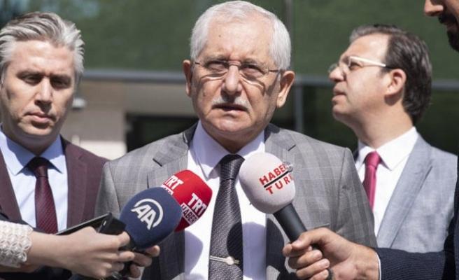 YSK Başkanı Güven 23 Haziran seçimleri ile ilgili flaş açıklamalar