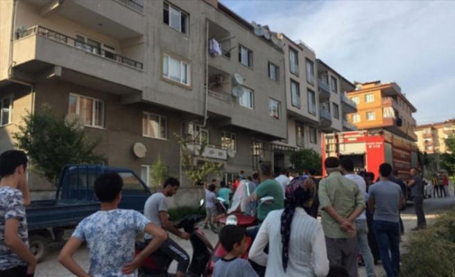Bursa'da mahalleliyi sokağa döken patlama!..