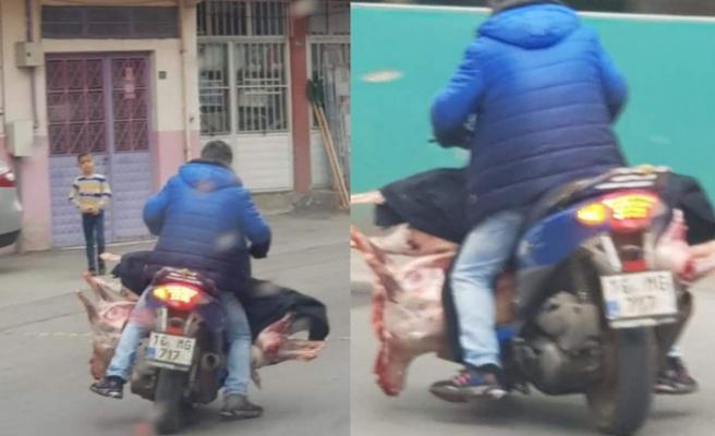 Bursa'da şaşkına çeviren görüntü! İnsan sağlığı bu kadar ucuz mu?