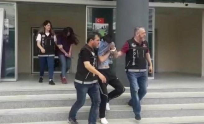 Bursa'da uyuşturucu operasyonu: Yıldırım, Osmangazi ve Nilüfer...