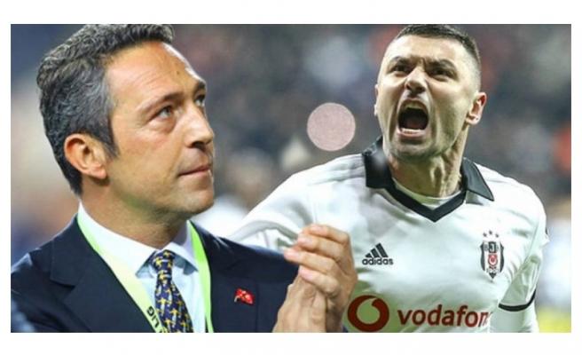 Fenerbahçe, Burak Yılmaz'ı gündemine aldı