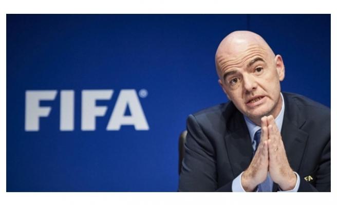Fifa'da Infantino güven tazeledi