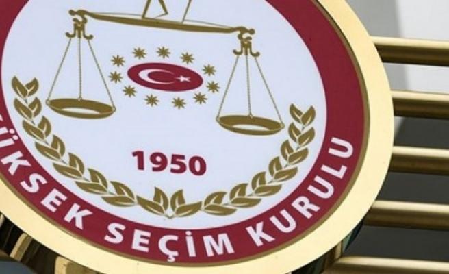 İstanbul seçimi yasakları başladı