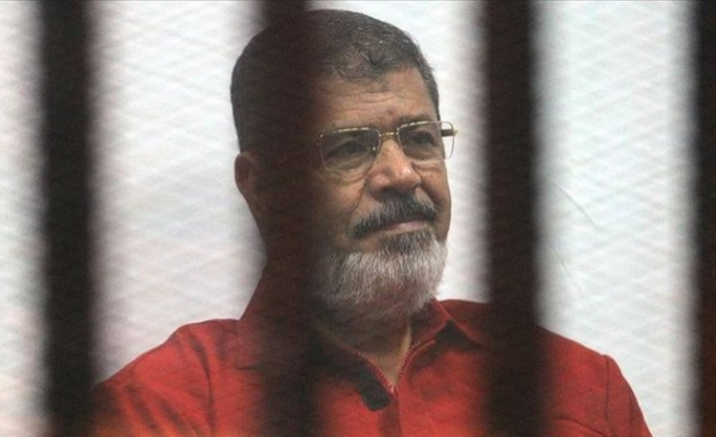Muhammed Mursi, Kahire'de defnedildi