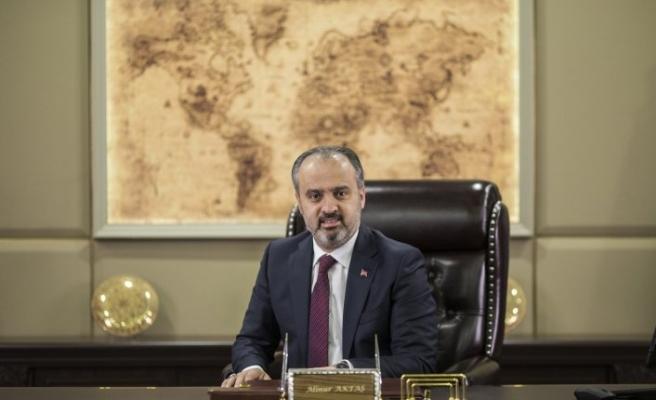 """Alinur Aktaş:""""Milli ve manevi değerlere hassasiyet noktamızı kimse sınamasın"""""""