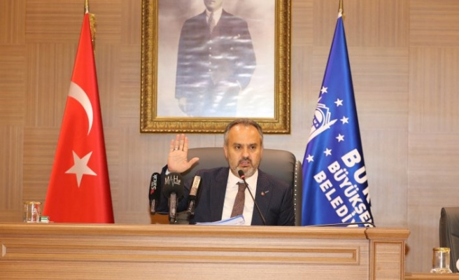 Başkandan Bursalılar bayram müjdesi