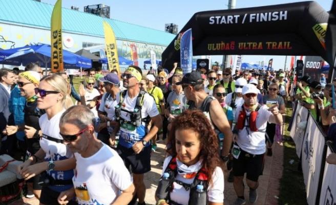 Bursa Büyükşehir Belediye Başkanı Aktaş'tan dev maratona start