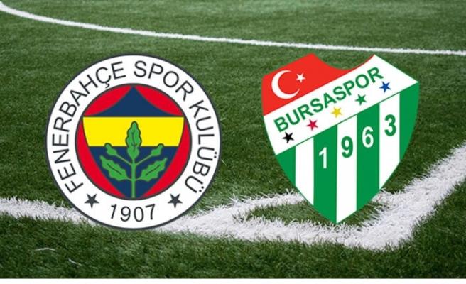 Bursaspor - Fenerbahçe hazırlık maçı ne zaman saat kaçta ve hangi kanalda?