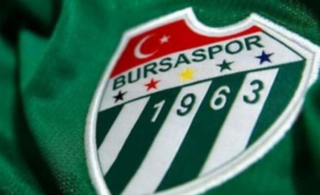 Bursaspor'un 2 yıldızından büyük şok!