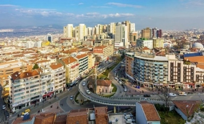 TOKİ Bursa'da 36 konut satacak
