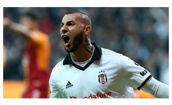 Beşiktaş'ta Quaresma dönemi kapanıyor