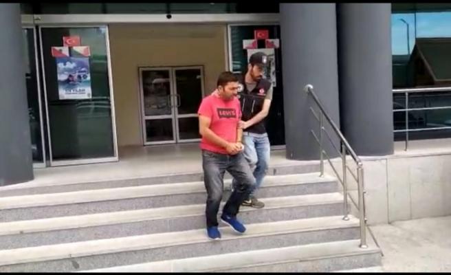 Bursa'da uyuşturucu hapları satamadan yakalandı