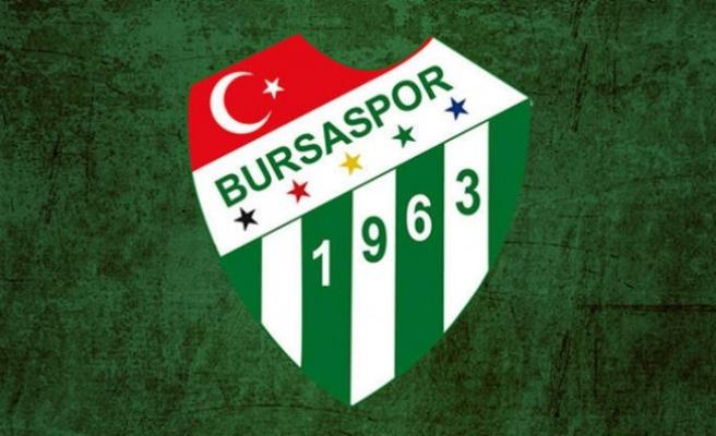Bursaspor'un SMS geliri ilk 3 günde 288 bin lira