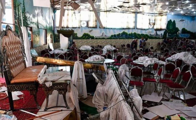 Düğün salonuna intihar saldırısı! 63 ölü, 182 yaralı