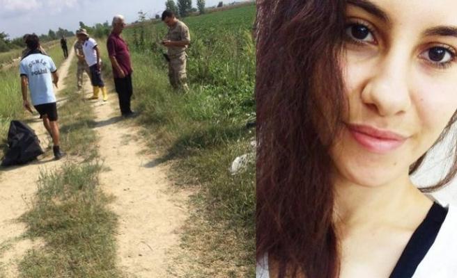 Sulama kanalına düşen otomobildeki kadının cesedi 30 kilometre uzaklıkta bulundu