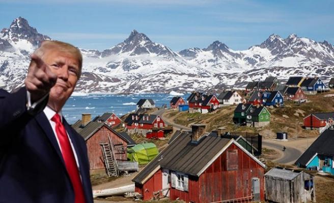 Trump'ın Grönland'ı satın almak istediği öne sürüldü