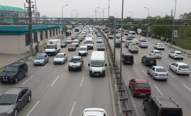 Bursa'da trafiğe ayar! İşte kapatılacak yollar...