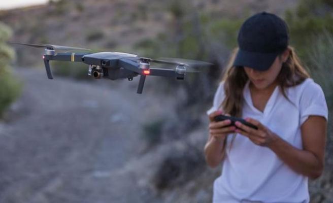Drone pilotluğu meslek oldu