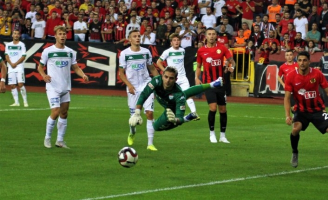 Eskişehirspor: 0 - Bursaspor: 2