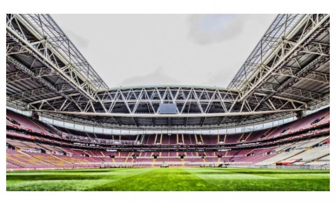 Galatasaray stadyum kapasitesini arttırıyor