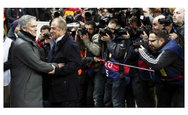 Mourinho'dan Terim'e övgü dolu sözler