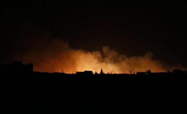 Barış Pınarı Harekatı'nda son durum... Atışlar daha da yoğunlaştırıldı