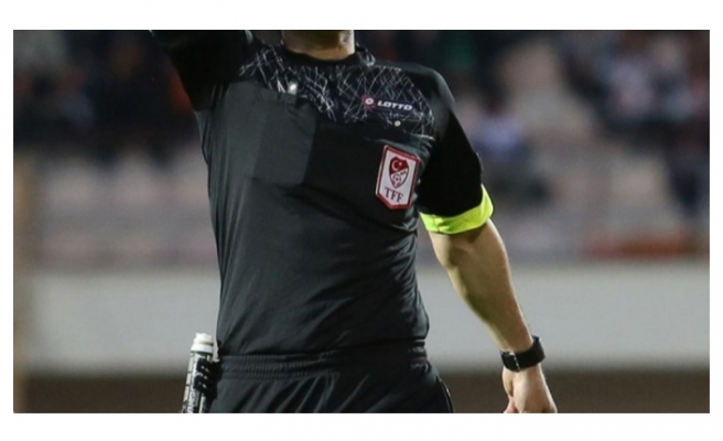 Bursaspor-Balıkesirspor maçının hakemi belli oldu!