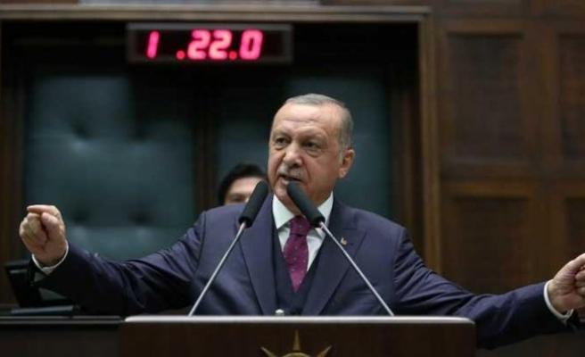 Cumhurbaşkanı Erdoğan'dan Mehmetçiğe asker selamı
