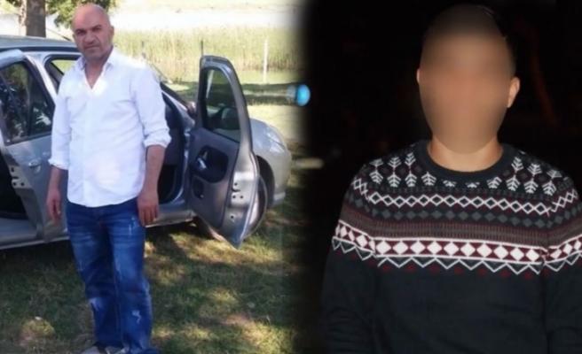 Dehşet anları! 16 yaşındaki çocuk babasını öldürdü