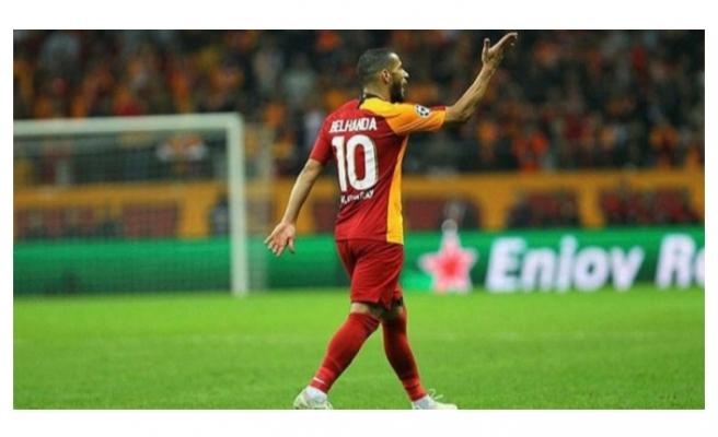Galatasaray'da Belhanda çatlağı!