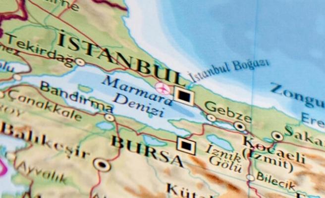 İstanbul'a Tsunami uyarısı