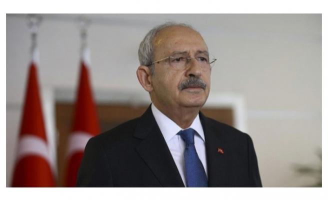 Kılıçdaroğlu'ndan Ali Topuz için başsağlığı mesajı