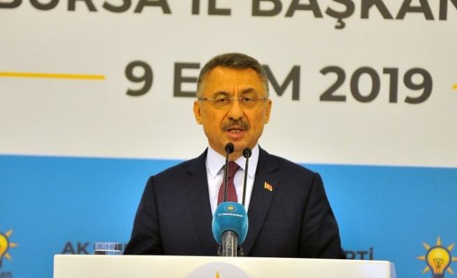 """""""Türkiye kendi göbeğini kendi keser dedik ve harekete geçtik"""""""